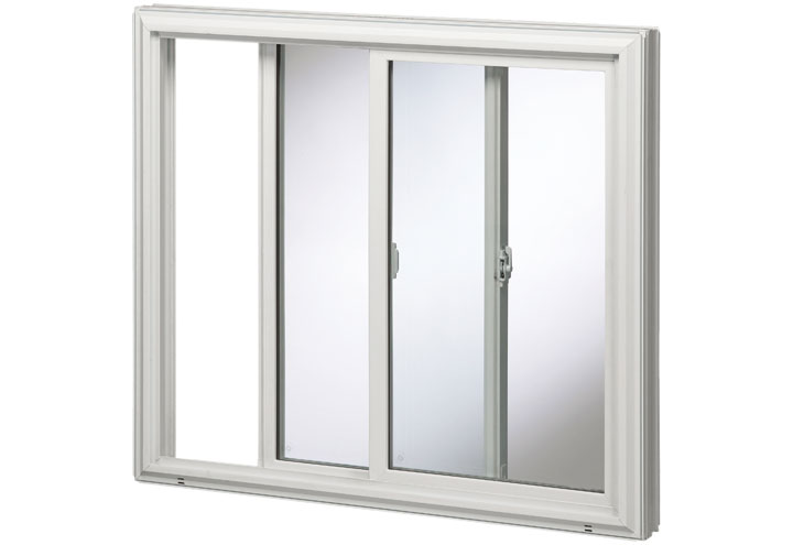 Double Sliding Tilt Windows